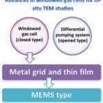 windowed gas cells for in-situ TEM studies